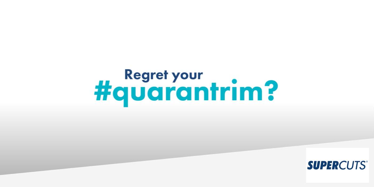 Supercuts #Quarantrim
