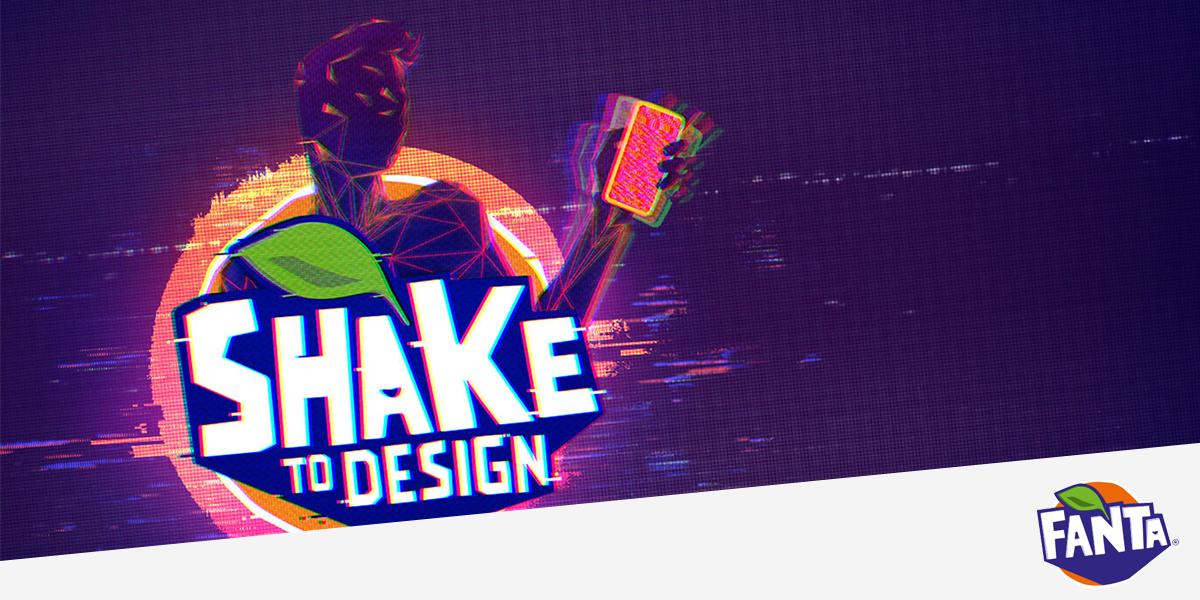 Fanta Shake to design