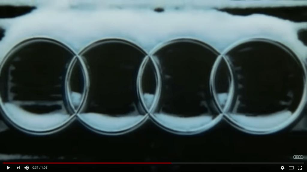 Audi quattro rings