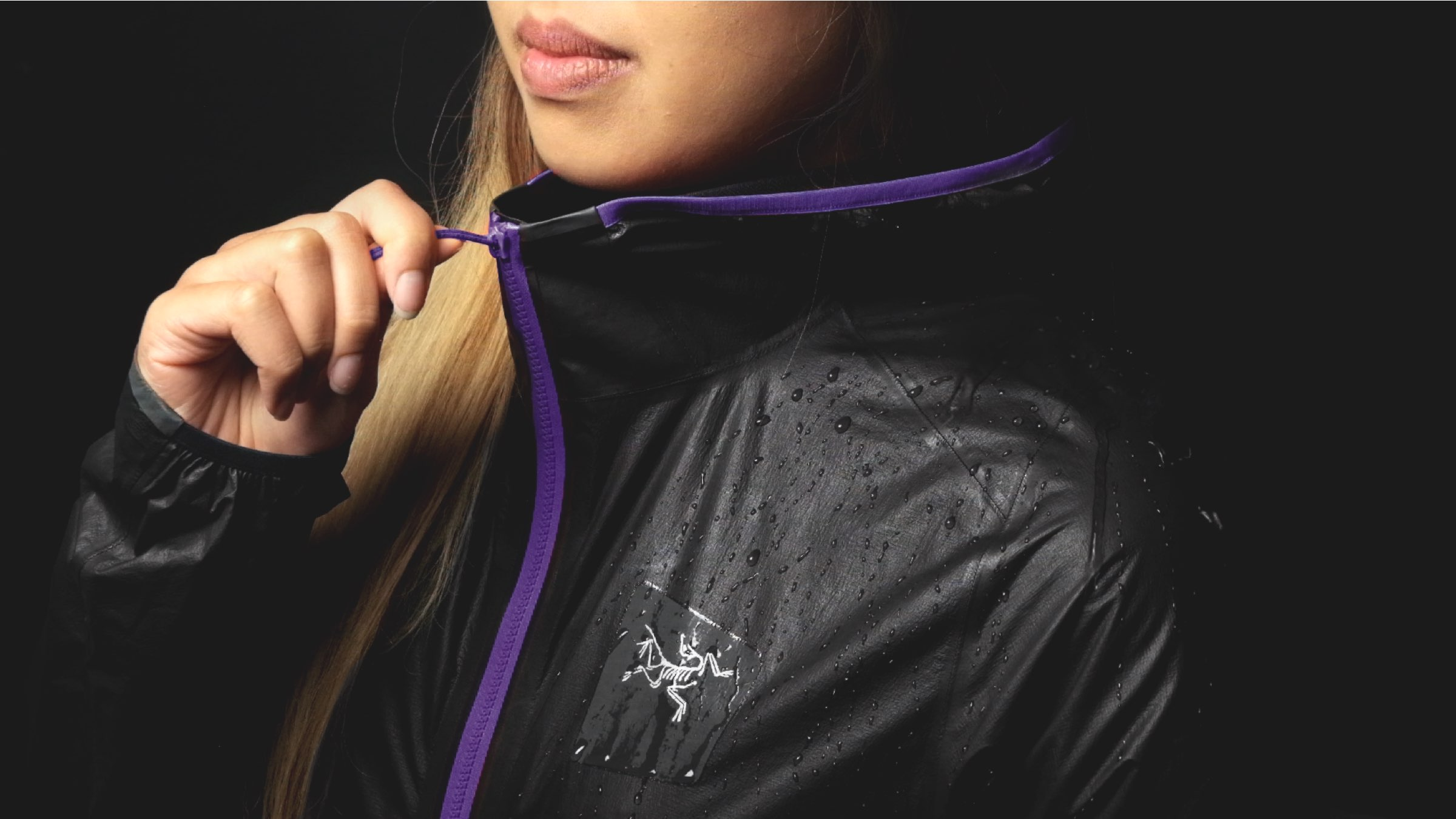 GORE-TEX Arcteryx Social Media
